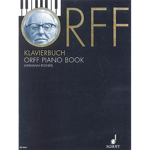 Schott Orff Piano Book Schott Series Softcover-thumbnail