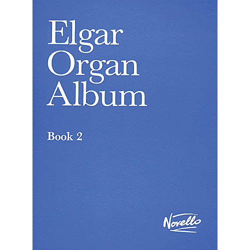 Novello Organ Album - Book 2 Music Sales America Series-thumbnail
