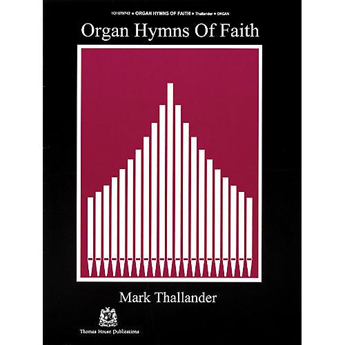 Fred Bock Music Organ Hymns of Faith - Volume 1