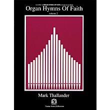 Fred Bock Music Organ Hymns of Faith - Volume 2