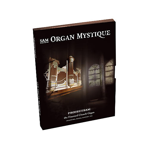 ProjectSAM Organ Mystique Haunted Church Organ Sound Library