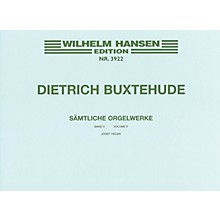 Wilhelm Hansen Organ Works - Volume 2: Preludes and Fugues, Toccatas Music Sales America Series