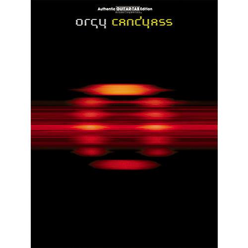 Hal Leonard Orgy - Candyass Book