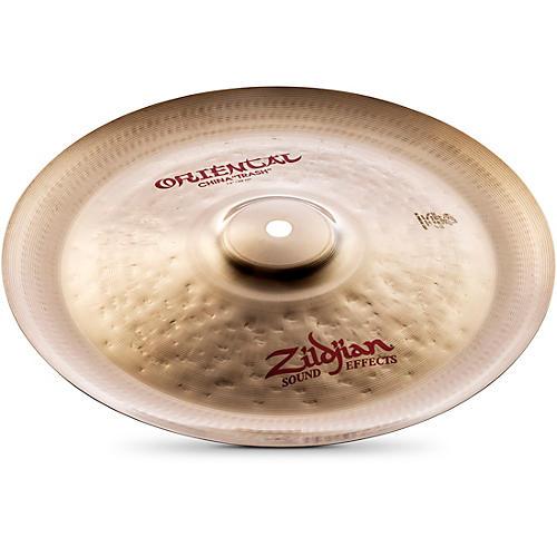Zildjian Oriental China 'Trash' Cymbal  12 in.