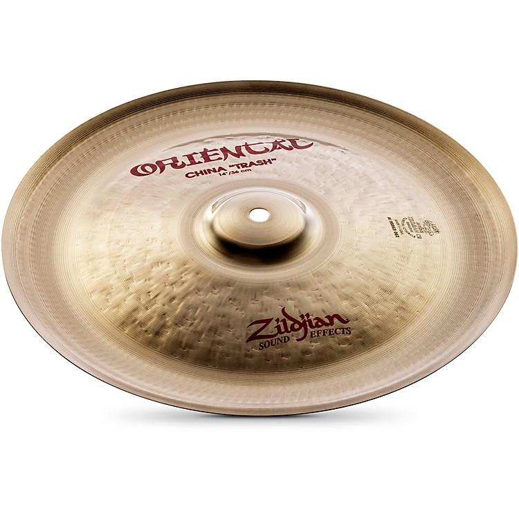 ZildjianOriental China 'Trash' Cymbal20 Inches