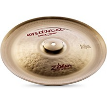 Zildjian Oriental China 'Trash' Cymbal 14 in.