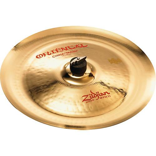 Zildjian Oriental China 'Trash' Cymbal 15 in.