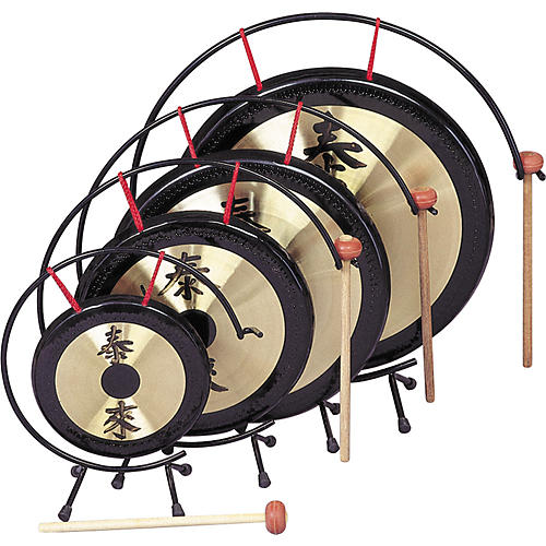 Rhythm Band Oriental Table Gongs