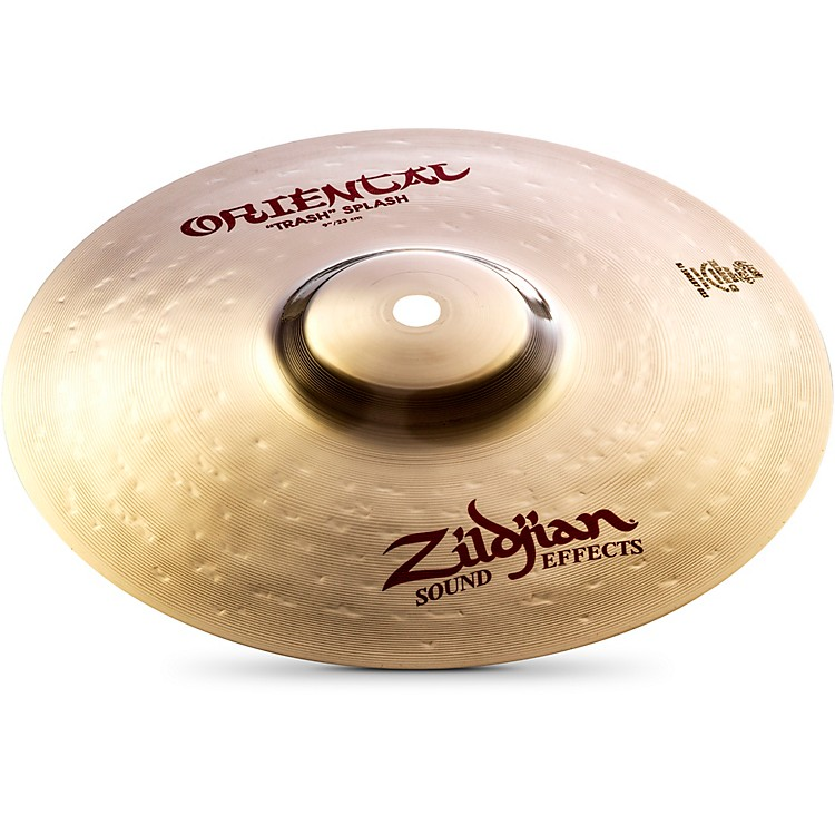 Zildjian Oriental Trash Splash Cymbal  9 Inches
