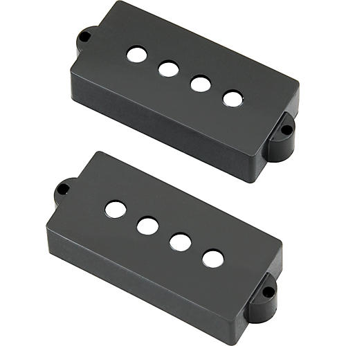 Fender Original '57 / '62 P Bass Pickup Cover Black