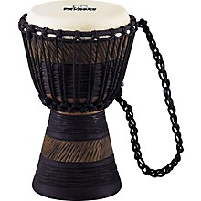 Nino Original African Style Rope-Tuned Earth Rhythm Series Djembe X-Small