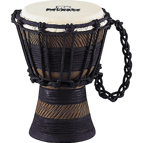 Nino Original African Style Rope-Tuned Earth Rhythm Series Djembe  Xx-Small