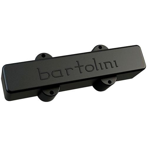 Bartolini Original Bass Series 5-String J Bass Dual In-Line Pickups Set Long/Short