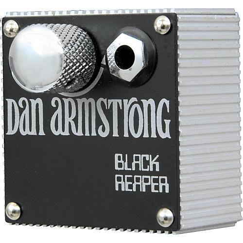 Dan Armstrong Original Black Reaper Equalizer Guitar Effects Module