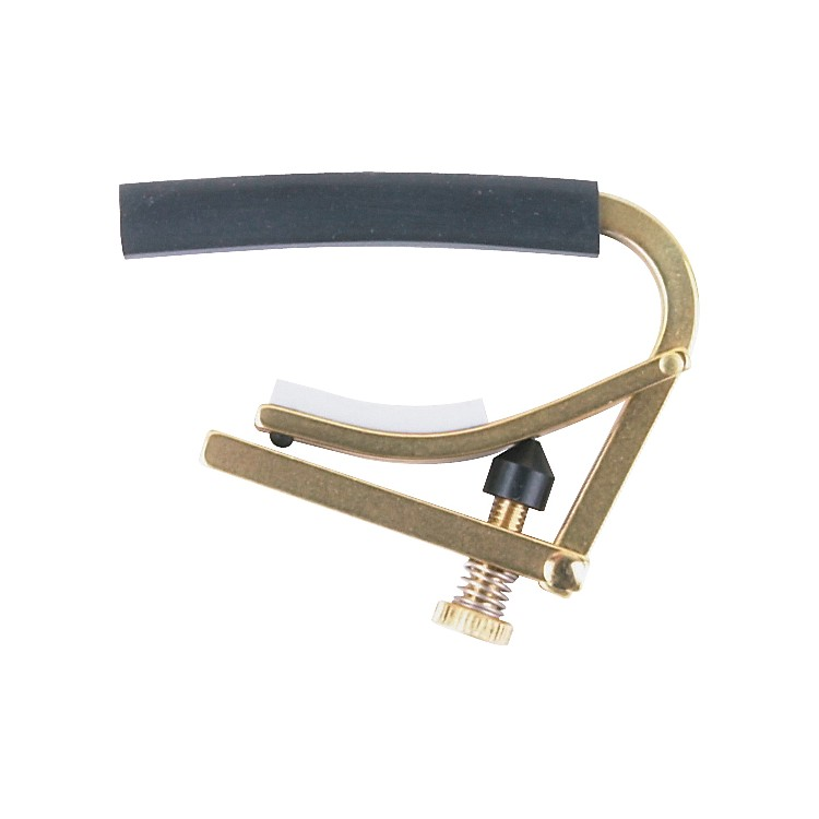 Shubb Original C-Series 12-String Guitar Capo Brass