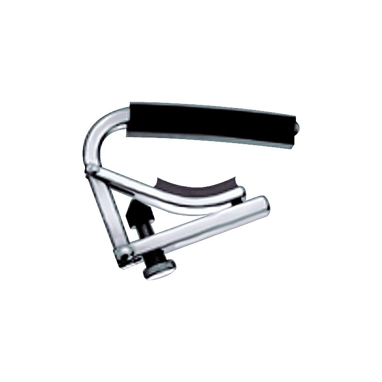 Shubb Original C-Series Nylon-String Guitar Capo Brass