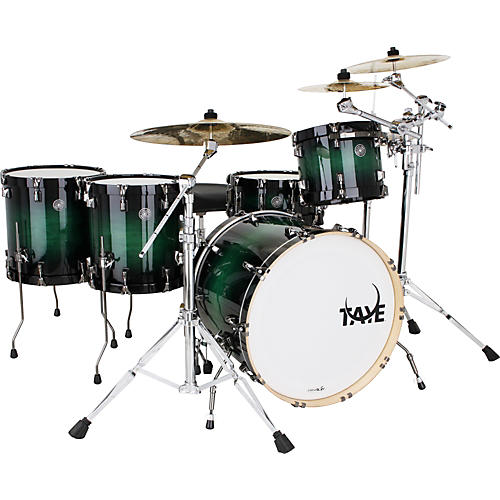 Taye Drums Original Craftsman Series Maple 5-Piece Shell Pack