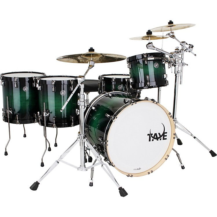 Taye DrumsOriginal Craftsman Series Maple 5-Piece Shell Pack