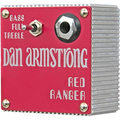 Dan Armstrong Original Red Ranger Equalizer Guitar Effects Module