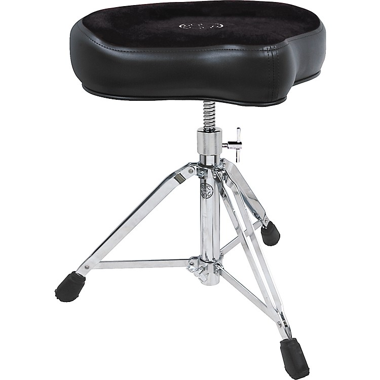 ROC-N-SOC Original Saddle Drum Throne Black