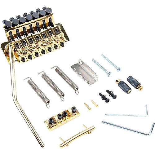 Floyd Rose Original Series 7-String Tremolo Bridge Black Nickel