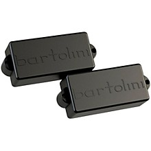 Bartolini Original Series Bass 5-String P Bass Deep Tone Single Coil Pickup