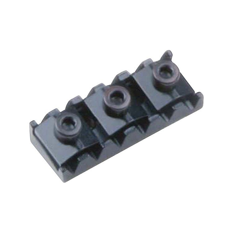 Floyd Rose Original Series Locking Nut R-2 Black Nickel