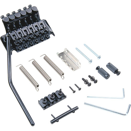 Floyd Rose Original Series Tremolo Bridge with R2 Nut Black