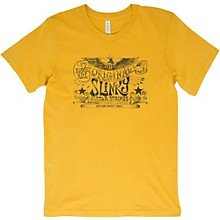 Ernie Ball Original Slinky Maize Yellow T-Shirt