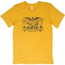 Ernie Ball Original Slinky Maize Yellow T-Shirt