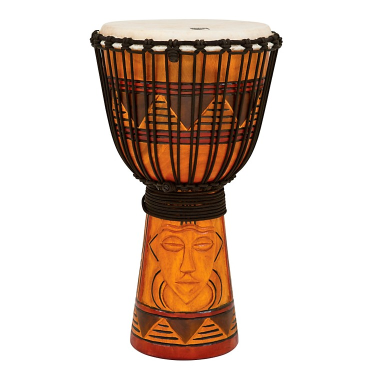 Toca Origins Djembe Tribal Mask 12 Inch