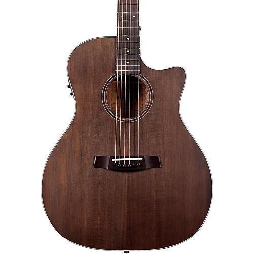 Schecter Guitar Research Orleans Studio Acoustic Guitar-thumbnail
