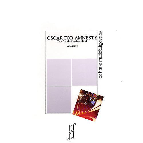 De Haske Music Oscar For Amnesty Sc Only Concert Band
