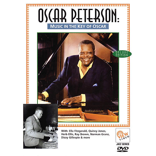 View Video Oscar Peterson - Music in the Key of Oscar Live/DVD Series DVD Performed by Oscar Peterson-thumbnail