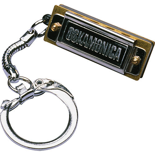 Lee Oskar Oskamonica Keychain