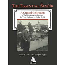 Lauren Keiser Music Publishing Otakar Sevcik - The Essential Sevcik LKM Music Series
