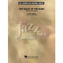 Hal Leonard Out Back of the Barn (Baritone Sax Feature) Jazz Band Level 4 Arranged by Mark Taylor
