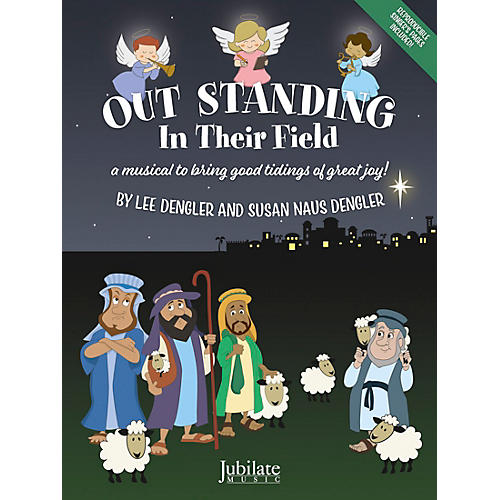 JUBILATE Out Standing in Their Field Director's Kit (Score & InstruTrax CD)-thumbnail
