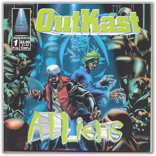 Sony Outkast - ATLiens Vinyl LP