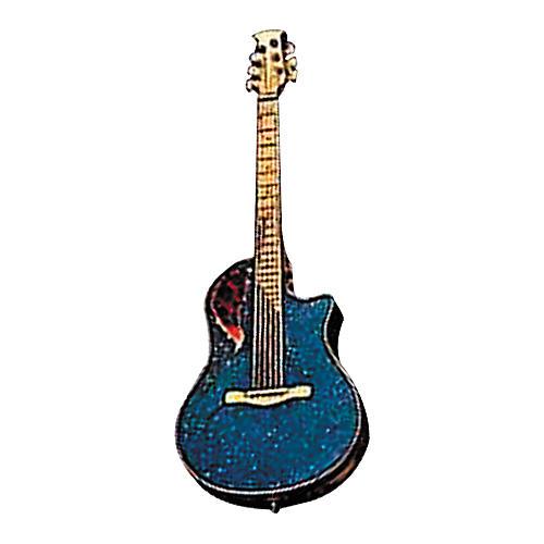 Future Primitive Ovation Elite Roundback Guitar Pin