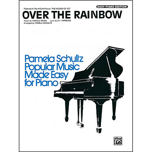 Alfred Over the Rainbow (from The Wizard of Oz) Easy Piano