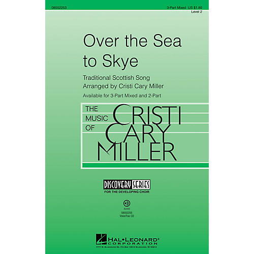 Hal Leonard Over the Sea to Skye (Discovery Level 2) 3-Part Mixed arranged by Cristi Cary Miller-thumbnail