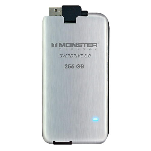 Monster Overdrive 3.0 SSD 256GB USB3.0, 250MB/s