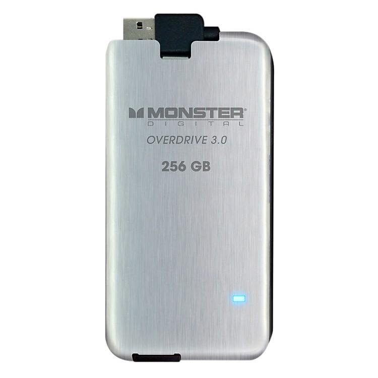 MonsterOverdrive 3.0 SSD 256GB USB3.0, 250MB/s