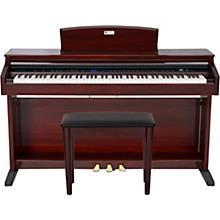 Open BoxWilliams Overture 2 88-Key Console Digital Piano with Bench (Mahogany)