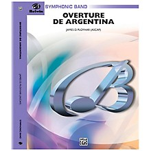 BELWIN Overture de Argentina Grade 4 (Medium)