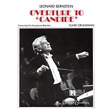 Hal Leonard Overture to Candide Concert Band Arranged by Clare Grundman