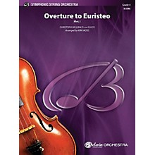 Alfred Overture to Euristeo String Orchestra Grade 4