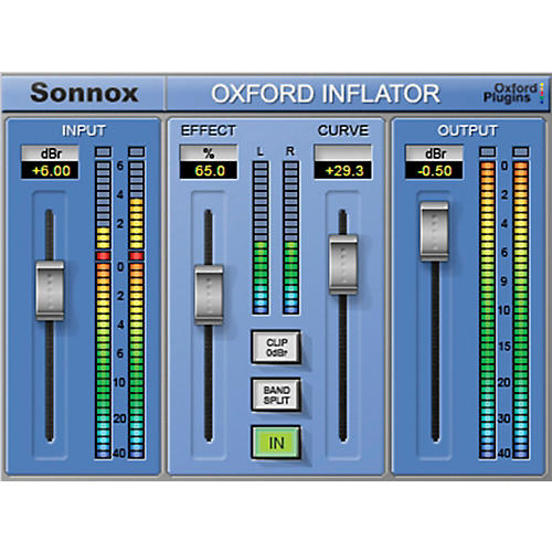 Sonnox Oxford Inflator (HD-HDX) Oxford Inflator (Native)