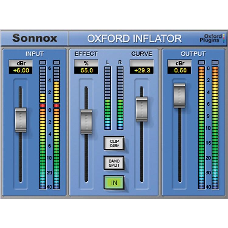 SonnoxOxford Inflator (Native) Software Download